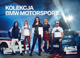 Kolekcja BMW Motorsport.