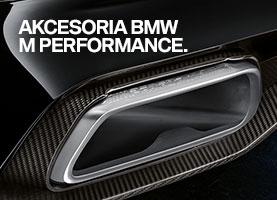 Akcesoria BMW M Performance.